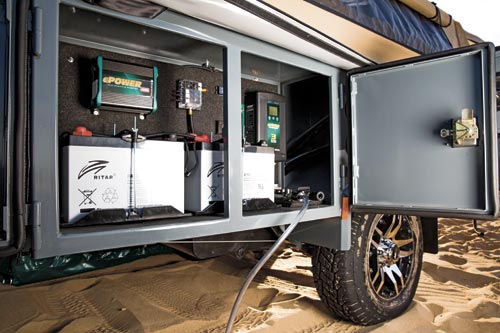 Camper Trailer Electrical