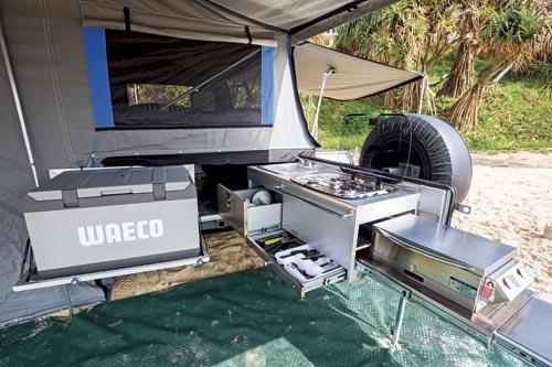 Waeco Camper Trailer