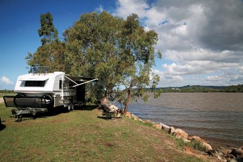 Bushtracker Caravan