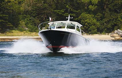 BACK COVE DOWNEAST 37 MOTOR YACHT