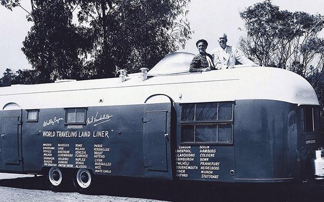Airstream Caravan Vintage
