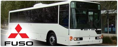 Fuso Buses logo header