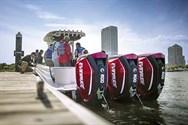 Evinrdue E-TEC outboard motors