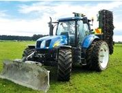 New -Holland T6080 Review