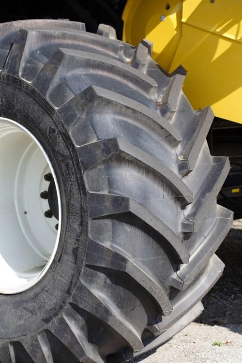 Tyre Ballasting