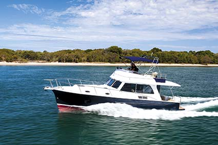 FAIRWAY 37 FLYBRIDGE CRUISING