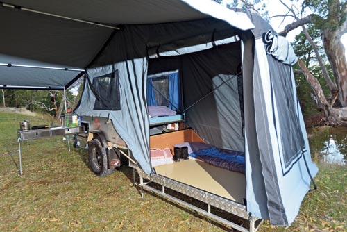 Cub Kamparoo Daintree LE Tent