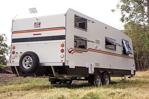 Jet Stealth Caravan