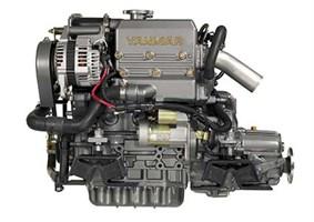 Yanmar 3YM20 diesel engine