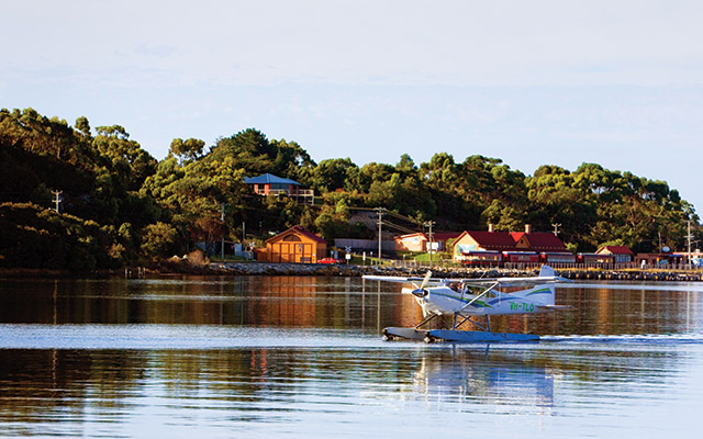 Macquarie Harbour Strahan