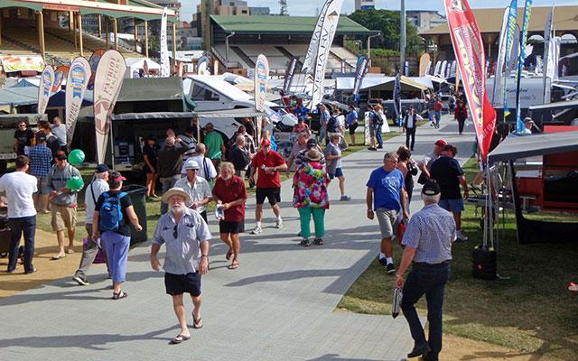 Brisbane Caravan Show