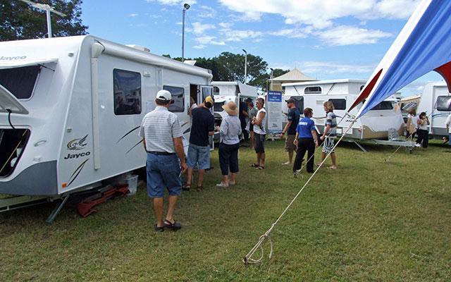 Jayco Caravan Show