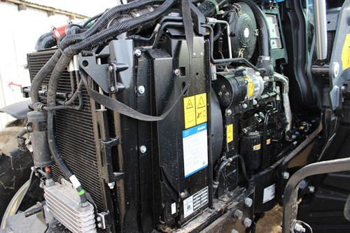 New Holland T6.160_Auto Command _engine