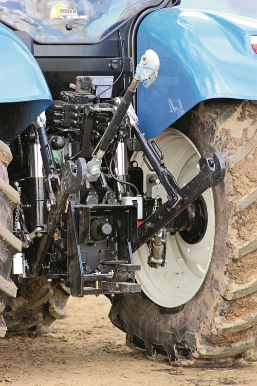 New Holland tractor review - T6 series T6 160