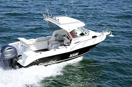 Cruise Craft Explorer 625 HT