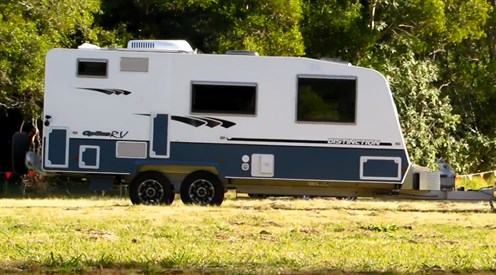 Side View Option Rv