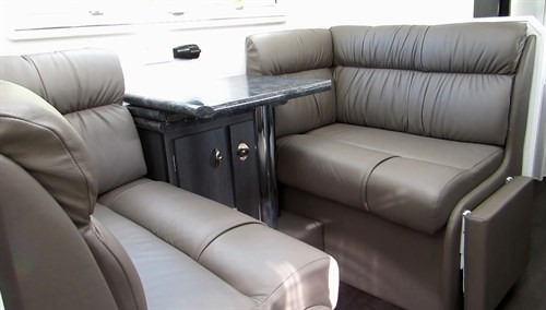 Dinette Option Rv