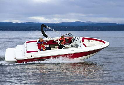 Bayliner 195 Bowrider boat