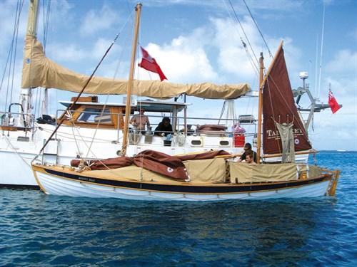The Talisker Bounty Boat