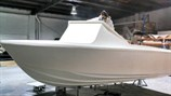 Unpainted Haines V19R hull