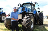 New Holland T8 Tractor Award