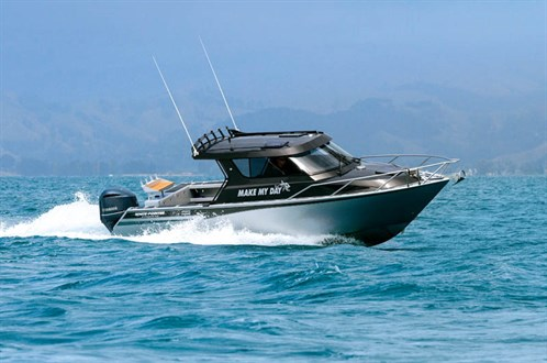 White Pointer Boats 8m Sports Cruiser