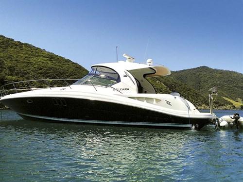 2008 Sea Ray 440 Sport