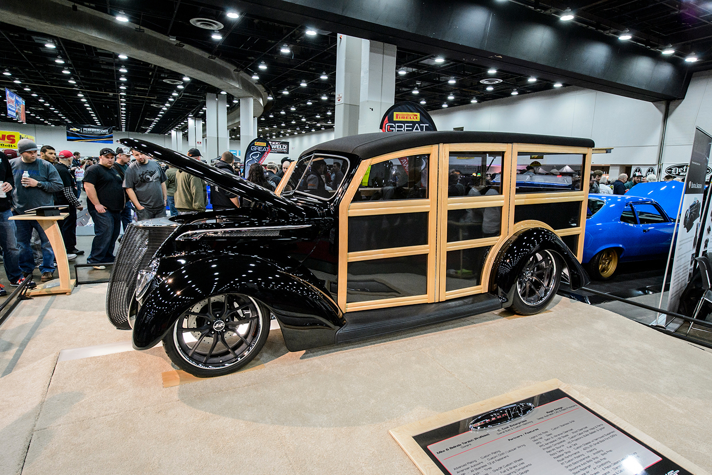 FOOSE TAKES OUT 2015 RIDLER AWARD