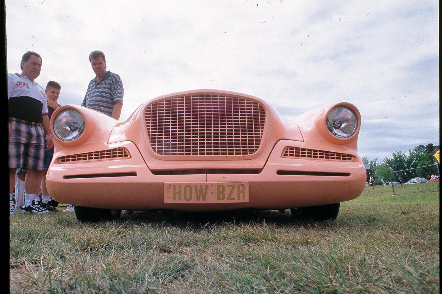 Rhonda Zelukovic's 1960 Studebaker