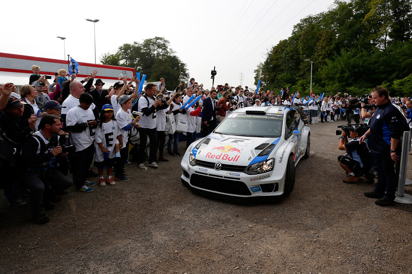 Rally of France
