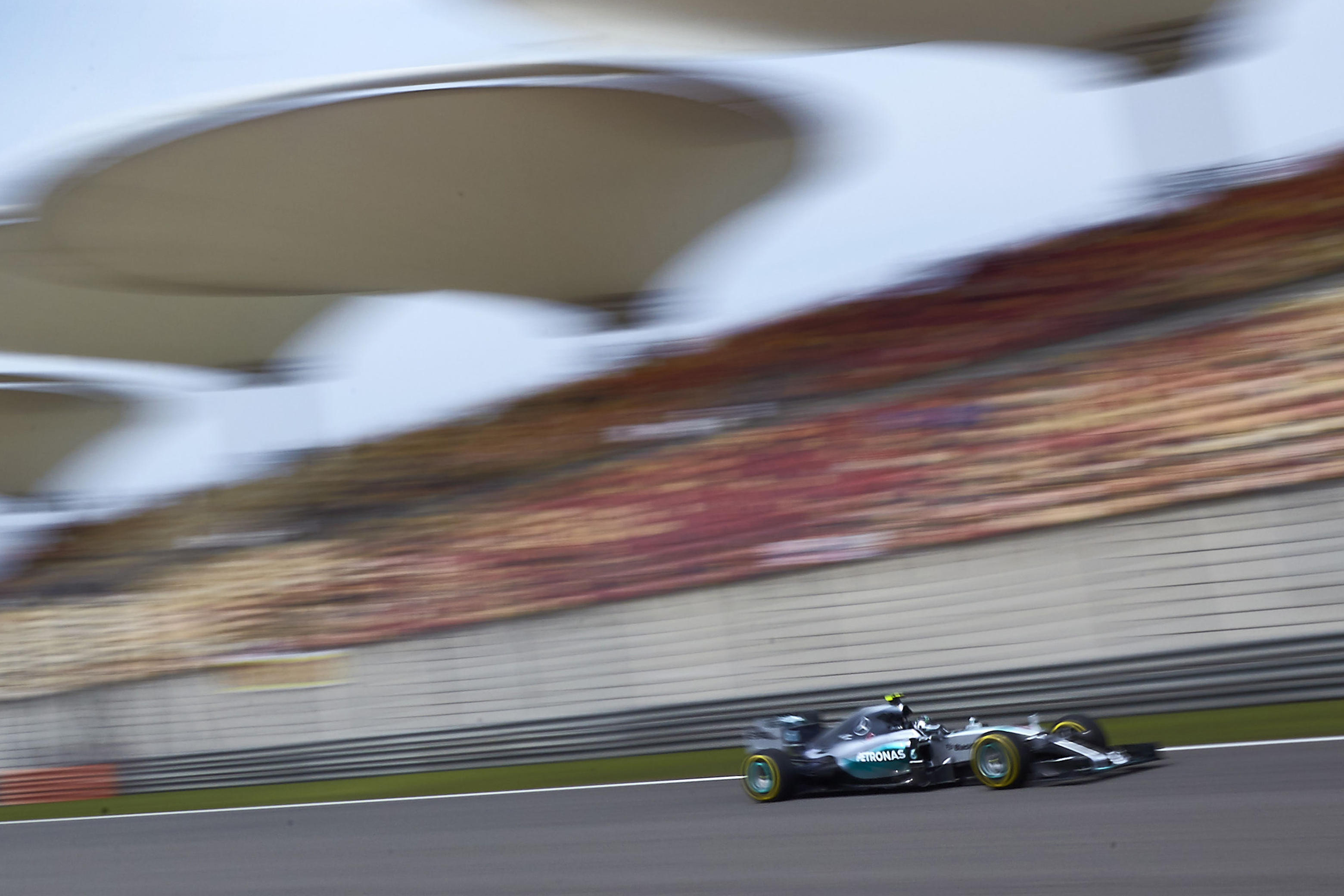 Mercedes China 2015