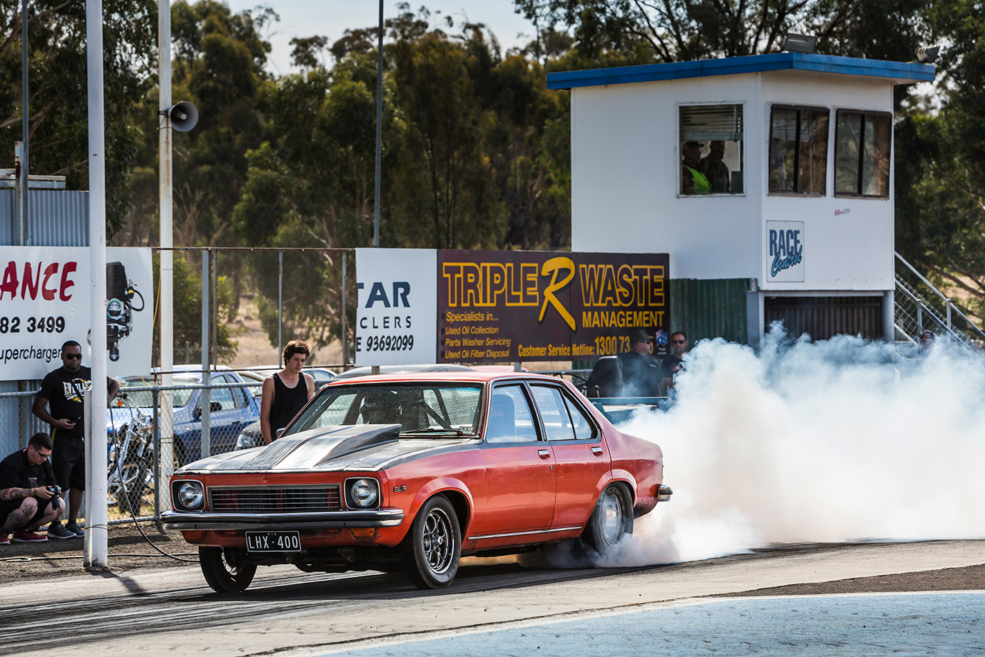 King Of The Street meeting at Heathcote Park Raceway