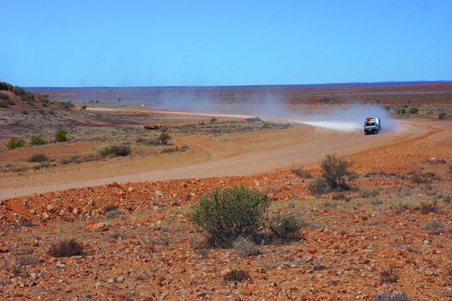 34-Cutting Across The NSW Outback