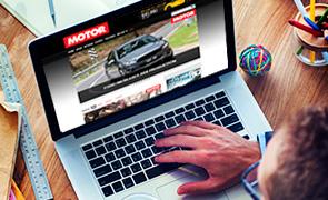 Motorwebsite -insitu