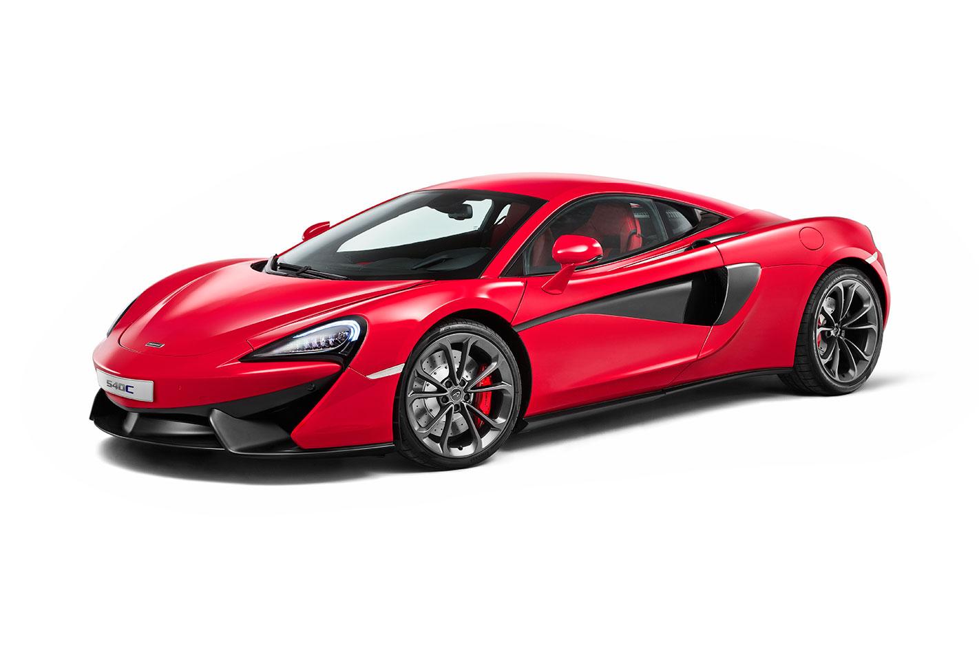 2015 McLaren 540C
