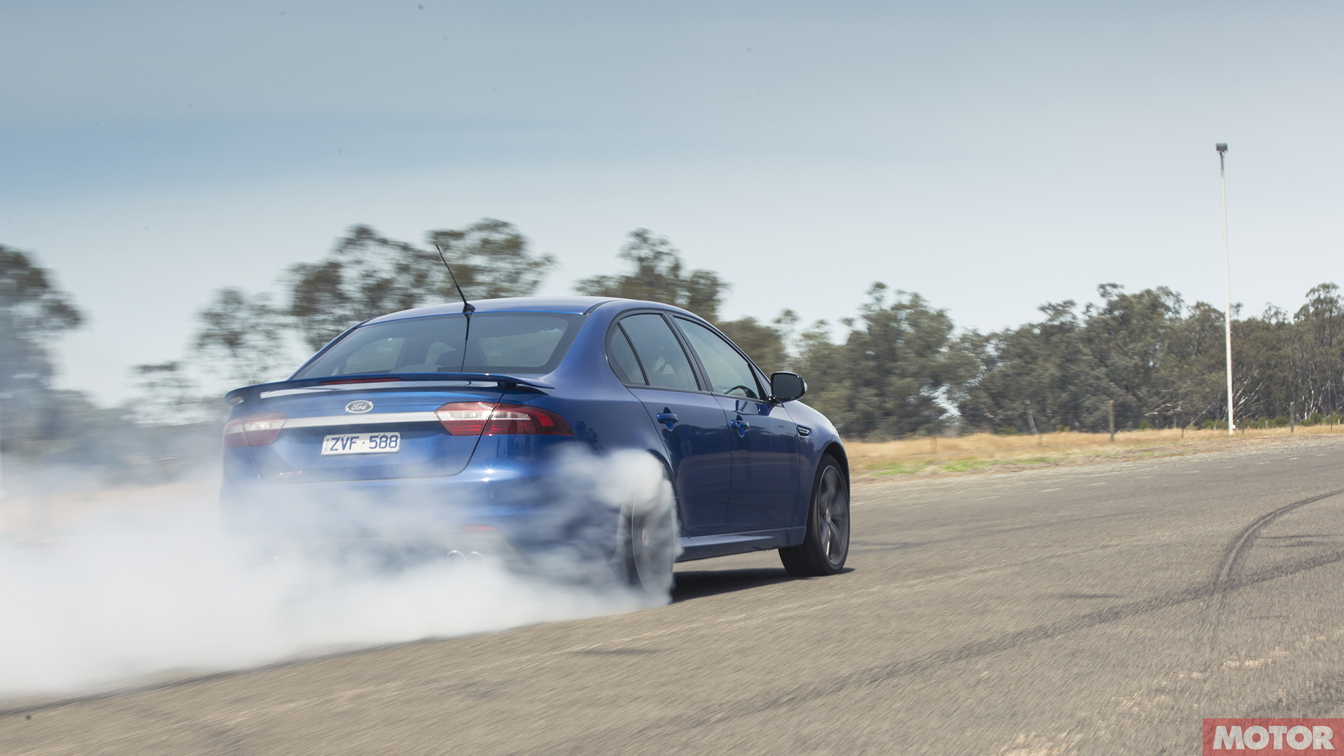 Ford Falcon XR8 Wallpaper