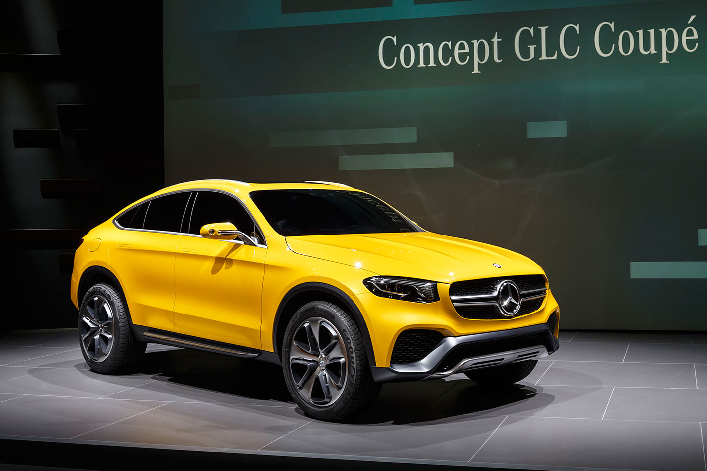 2016 Mercedes GLC Coupe