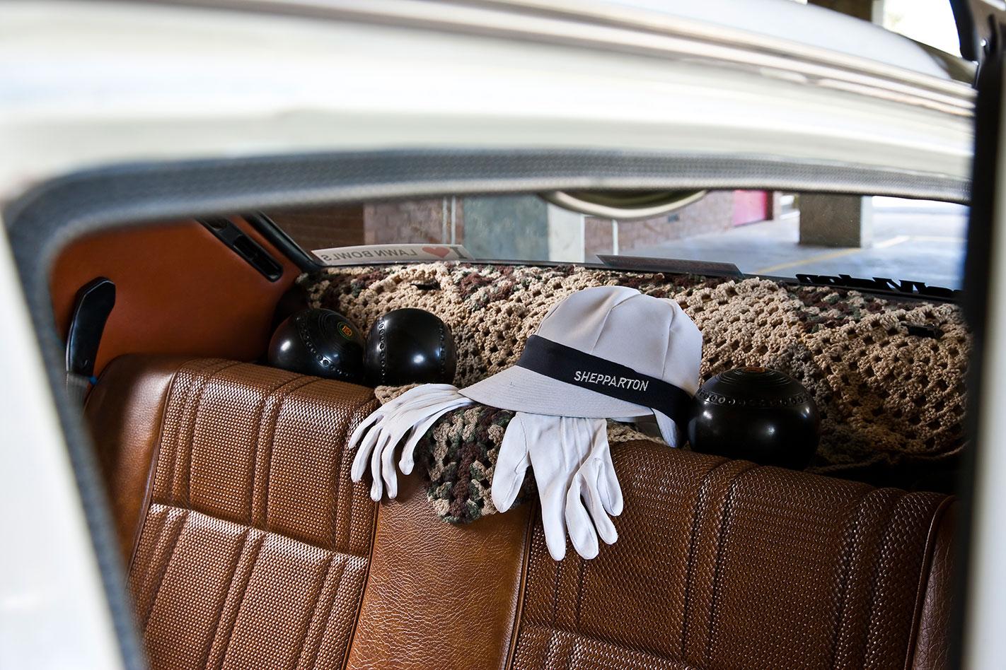 Scott Briant's Datsun 120Y