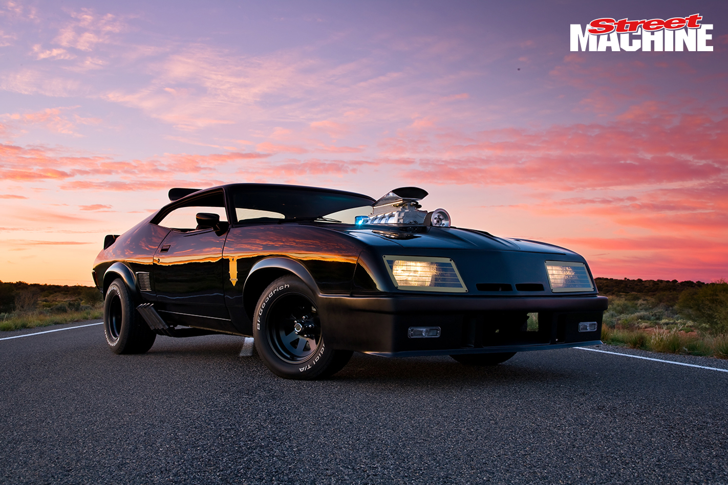 Mad Max Interceptor
