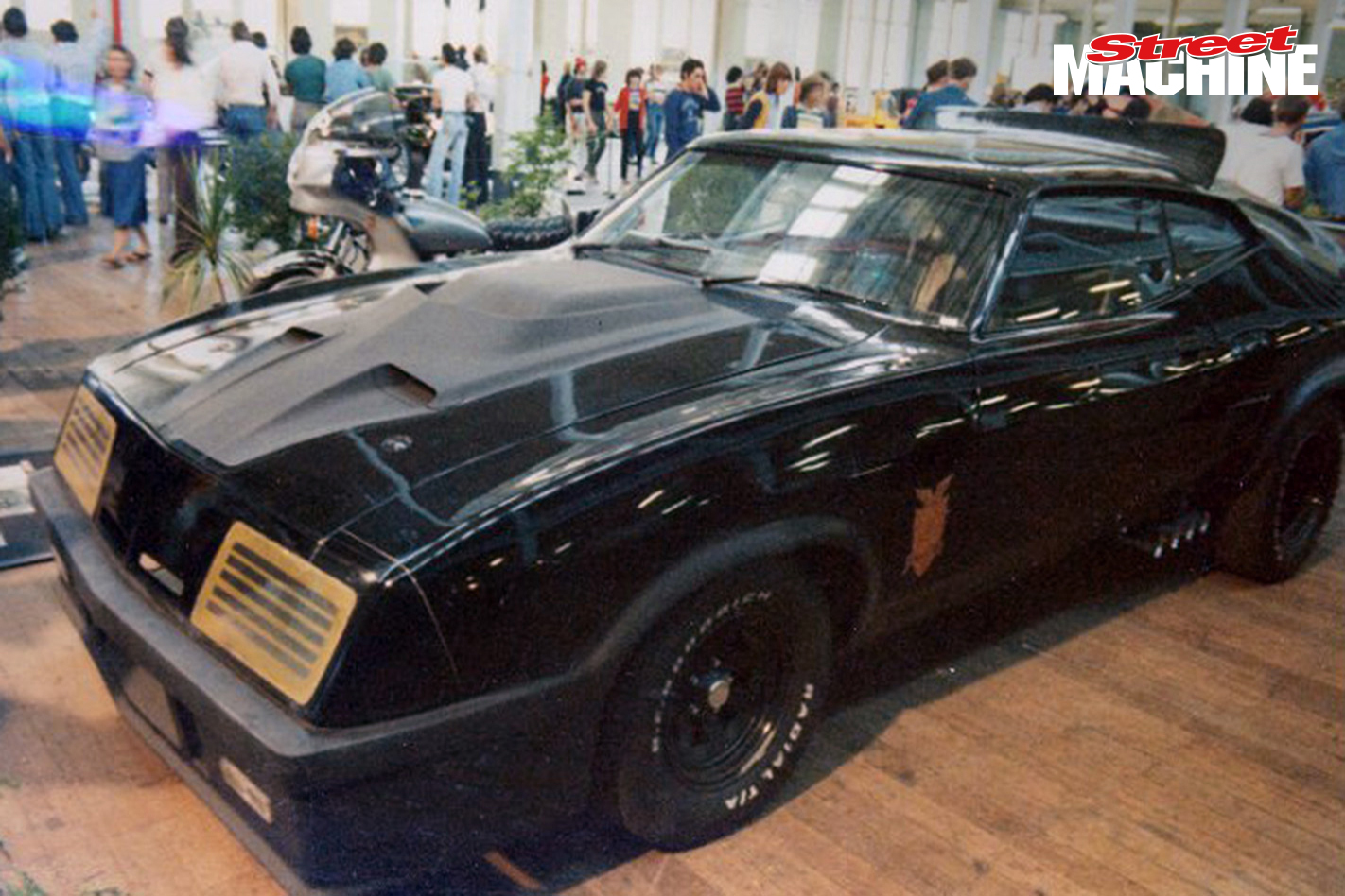 MAD MAX XB GT FALCON