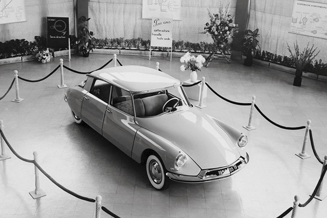 Citroen DS19Paris 1955WEB