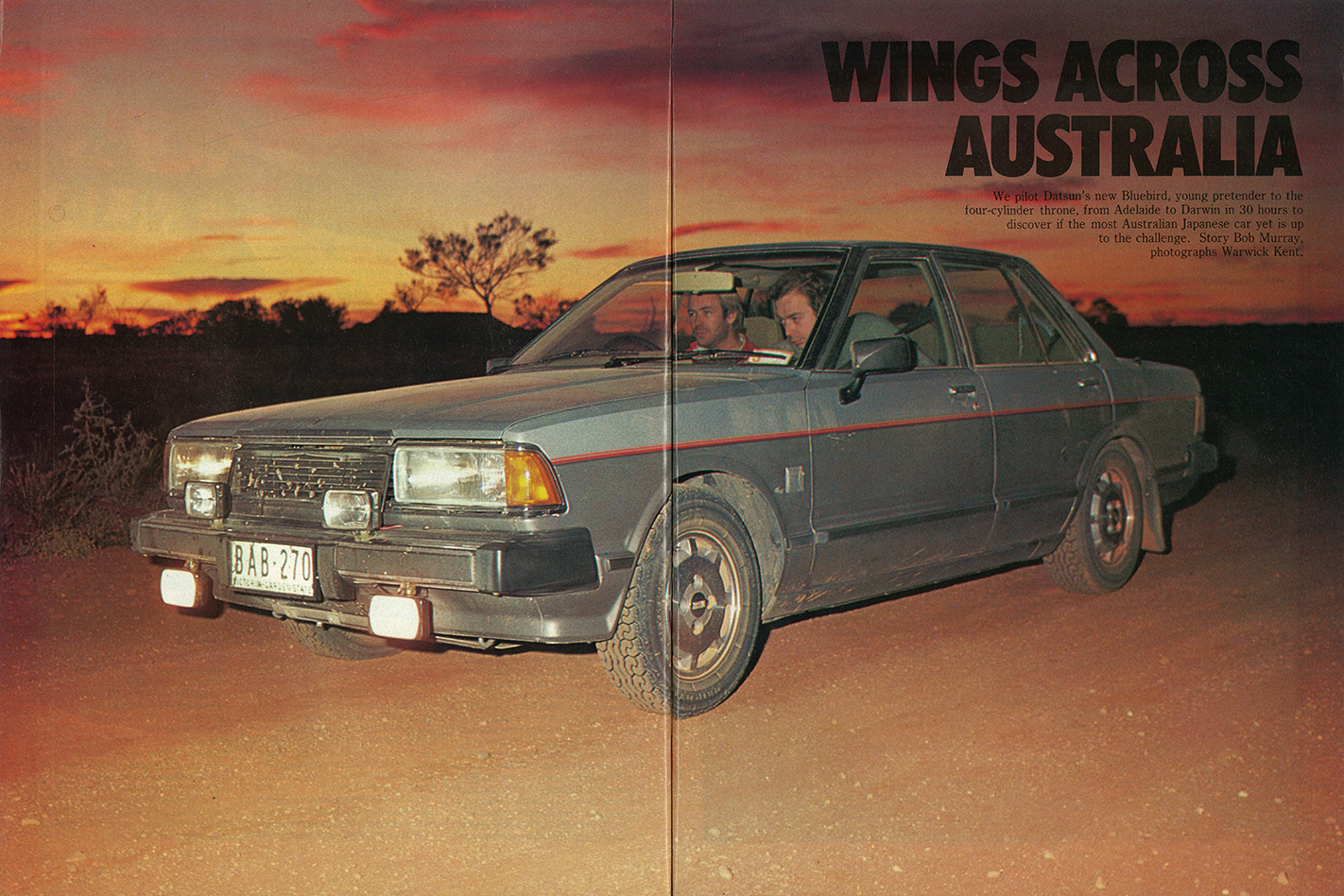 Wings Across Australia