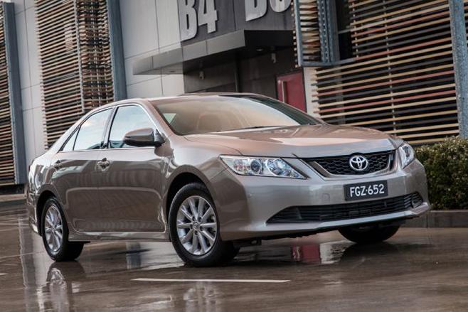 Toyota Aurion 2015Presara