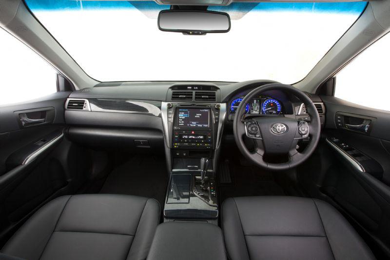 Toyota Aurion 2015ATXcabin