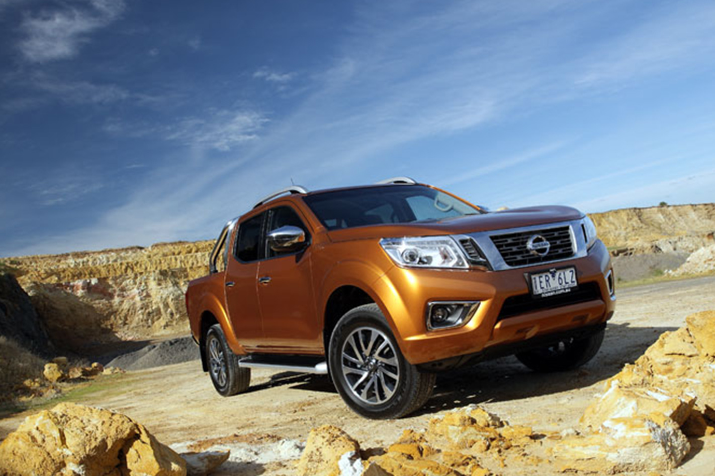 Nissan Navara Cat D For Sale