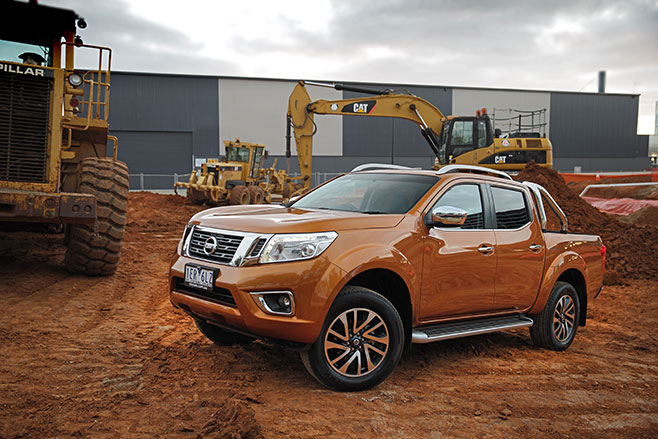 Navara Nissans reviewed