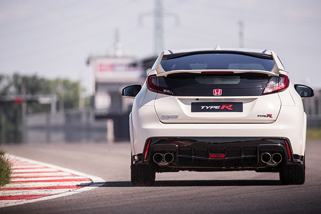 2015Honda Civic Type R2