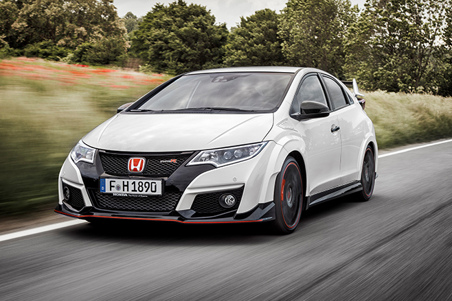 2015Honda Civic Type R5