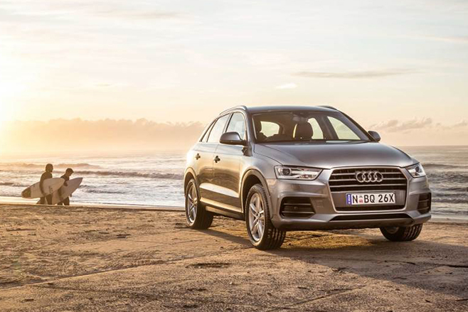Audi Q35