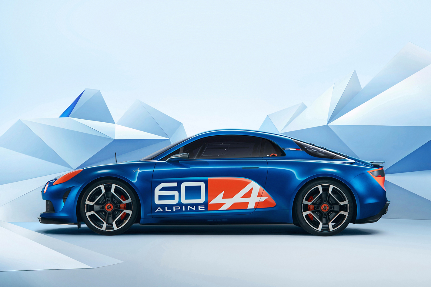 Alpine Celebration concept